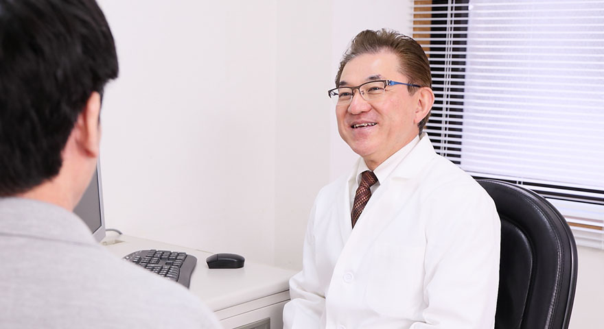 在籍している常勤医師の年齢構成から分かる事